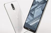 Nokia 5.1 Plus bị rò rỉ với màn hình tai thỏ, camera kép phía sau