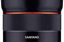 Samyang ra mắt ống kính AF 24mm f2.8 FE cho máy ảnh Sony E Mount
