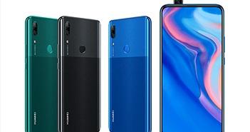 Huawei Y9 Prime 2019 ra mắt: màn hình không viền, camera selfie pop-up, Android Pie 9
