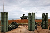 Vì sao S-300, S-400 Nga đứng như trời trồng khi F-35 Israel oanh tạc Syria?