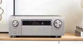 Denon ra mắt loạt receiver hỗ trợ 8K đầu tiên trên thế giới