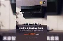 Xiaomi ra mắt máy hút mùi nhà bếp thông minh giá 212 USD
