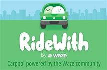 RideWith - dịch vụ đi chung xe của Google cạnh tranh Uber