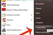 Cách hiện hoặc ẩn file trong Windows 7