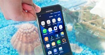 Samsung Galaxy S7 Active siêu bền không chống nước như quảng cáo?