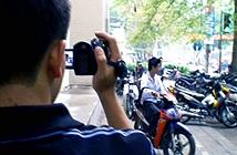 Từ 1/8 người dân được quyền ghi hình lỗi vi phạm giao thông