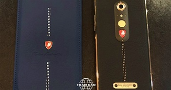 Đánh giá smartphone siêu sang Tonino Lamborghini Alpha One