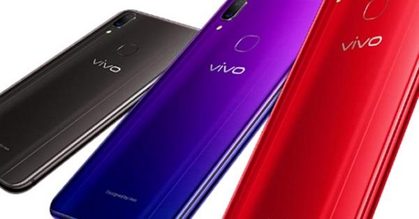 """Vivo X21i trình làng với nhiều màu """"độc"""", giá 9 triệu đồng"""