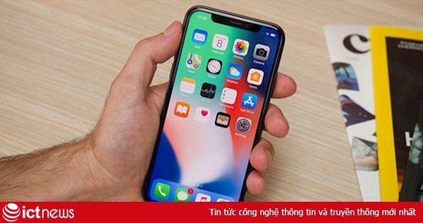 Apple chuẩn bị ngừng sản xuất iPhone X và SE