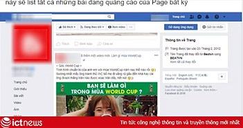 Cộng đồng marketing Việt Nam náo loạn vì tính năng mới của Facebook