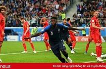 Pháp vào chung kết, bảng xếp hạng World Cup 2018 có gì mới?