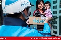 Tiki ra mắt dịch vụ Đặt hàng xuyên biên giới