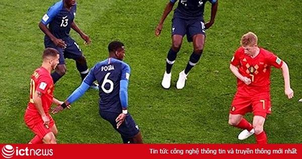 Vượt ải Quỷ đỏ, Gà trống Pháp tiến thẳng vào chung kết World Cup 2018