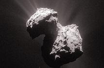 Kinh ngạc phát hiện mới về phân tử oxy trên sao chổi 67P