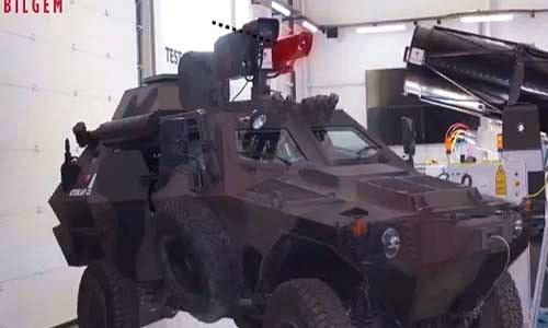 Vũ khí laser mới của Thổ Nhĩ Kỳ lợi hại như thế nào?