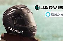 Mũ bảo hiểm thông minh: màn hình hiển thị, quay 360 độ, trợ lý ảo Alexa và AR