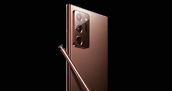 Galaxy Note 20 Ultra chính thức xuất hiện