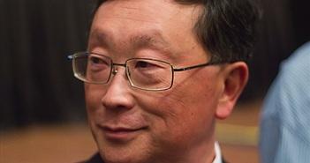 CEO John Chen: Phần cứng vẫn quan trọng với BlackBerry