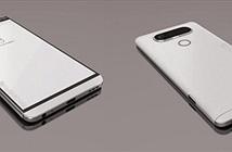"""Lộ ảnh LG V20 dùng camera kép """"khủng"""""""