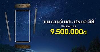 Cách để đổi iPhone / Samsung cũ lấy Samsung S8 là đây