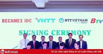 Truyền hình Bình Dương dùng hạ tầng trung tâm dữ liệu của VNTT