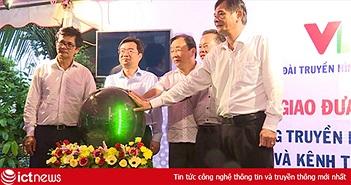 VTV khánh thành trạm phát sóng truyền hình số DVB-T2 tại Kiên Giang