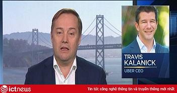 Vụ kiện tụng CEO của Uber đã được dự đoán trước?