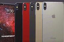 Thiết kế cuối của iPhone 8 thể hiện qua ảnh dựng