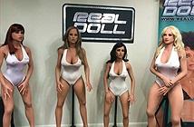 Đột nhập nhà máy sản xuất búp bê tình dục được trang bị AI