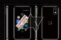 Lộ diện chân dung chiếc smartphone Android đầu tiên từ Palm