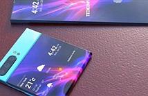 Ngỡ ngàng ý tưởng Xperia XZ4 Flex màn hình 7,5 inch đốn tim người hâm mộ
