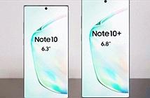 Từ Galaxy Note10, ngoại hình của Galaxy S11 đã hiện hình