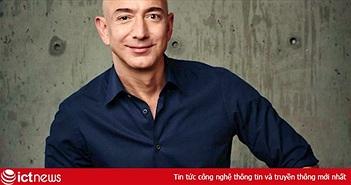 Tuổi trẻ của ông chủ Amazon: Không biết mặt cha, khởi nghiệp thất bại