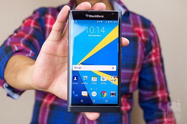 Blackberry xác nhận Priv sẽ chạy ở Android 6 đến hết vòng đời