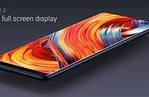 Xiaomi trình làng Mi Mix 2: màn 6 inch viền cực mỏng, tỷ lệ 18:9, Snapdragon 835 và 8GB RAM