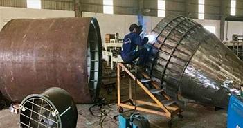 Sau tàu ngầm Trường Sa  1 và Hoàng Sa, kĩ sư hai lúa lại chế tạo tàu ngầm Trường Sa 2