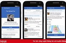 Hôm nay, cộng đồng trợ giúp chính thức ra mắt trên Facebook Lite