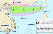 Xuất hiện áp thấp nhiệt đới trên biển Đông, có khả năng mạnh lên thành bão