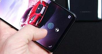 OnePlus 6T chắc chắn được tích hợp cảm biến vân tay dưới màn hình