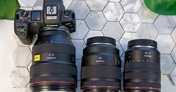 Trên tay Canon EOS R: máy ảnh không gương lật Full-frame đầu tiên của Canon