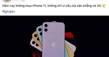 """Dân mạng """"loạn nhịp"""" khi đánh giá iPhone 11 vừa ra mắt"""
