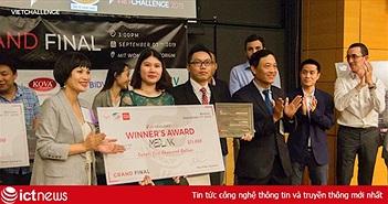 Cuộc so tài gay cấn tại VietChallenge khép lại cuộc thi cho startup dành cho người Việt trên toàn thế giới