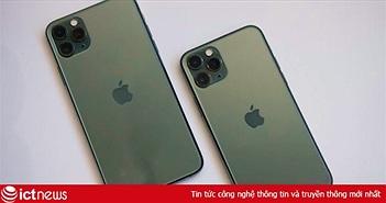 """Trên tay iPhone 11 và iPhone 11 Pro: """"Chất"""" hơn iPhone XS, lấn cấn nhất vẫn là cụm camera lồi"""