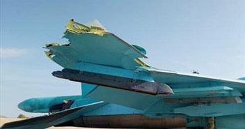 Vì sao Su-34 của Nga vỡ nát một cánh vẫn tiếp đất an toàn?