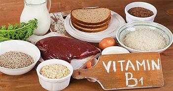 Thuốc thiamin (vitamin B1) là gì?