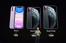 Loạt iPhone 11 mới sẽ bán tại Việt Nam vào cuối tháng 10, giá từ 21,99 triệu đồng