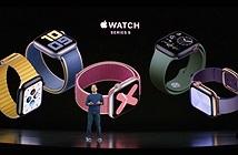 Apple Watch Series 5 ra mắt: màn AMOLED, giá từ 399 USD