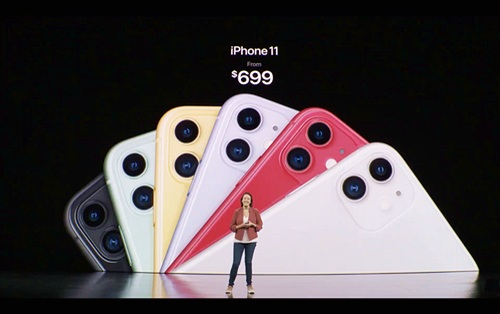 iPhone 11 - chiếc máy đáng chọn nhất trong bộ 3 vừa ra mắt?
