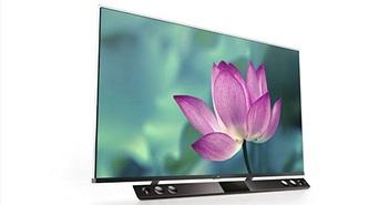 TCL tung TV đèn nền LED trực tiếp mỏng nhất thế giới và soundbar 360 độ Ray-Danz