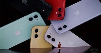 Apple ra mắt iPhone 11, giá từ 699 USD đến 1.099 USD